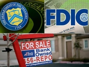 Treasury and FDIC